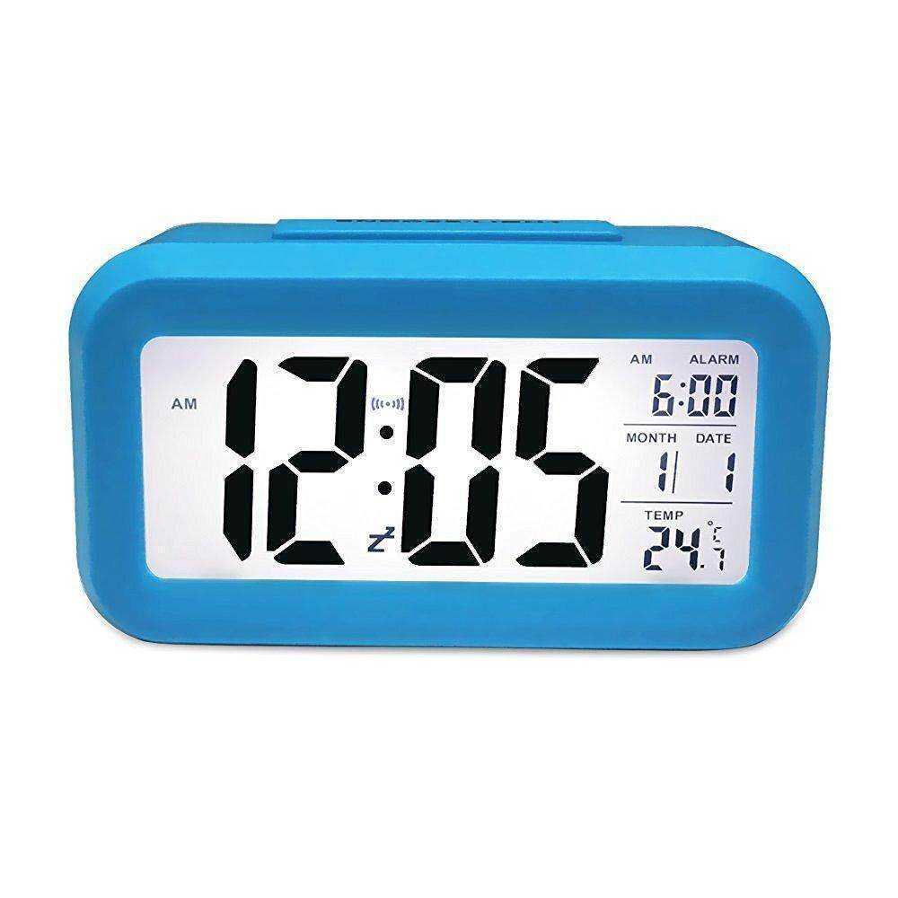 Home Clocks Buy At Best Price In Malaysia Lazada Jam Digital Masjid Type Mini Alarm Clock Large Lcd Display Backlight Snooze Electronic Kids Light Office Table Desktop