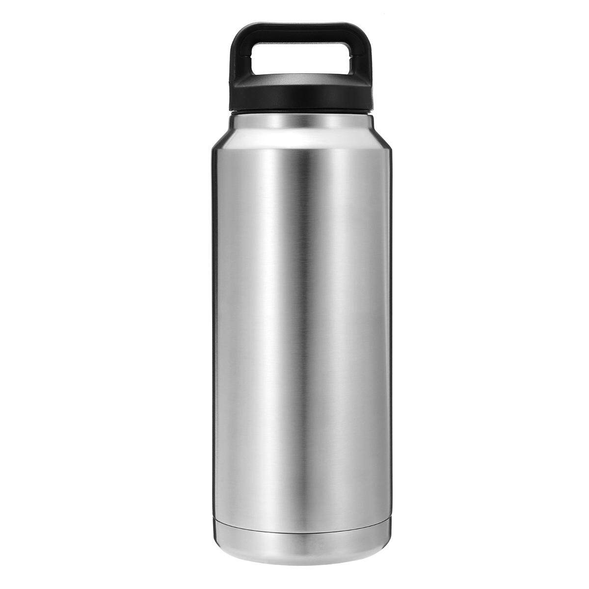 8oz/36oz/64oz Stainless Steel Vacuum Insulated Water Bottle Travel Thermos Cup 36oz By Moonbeam.