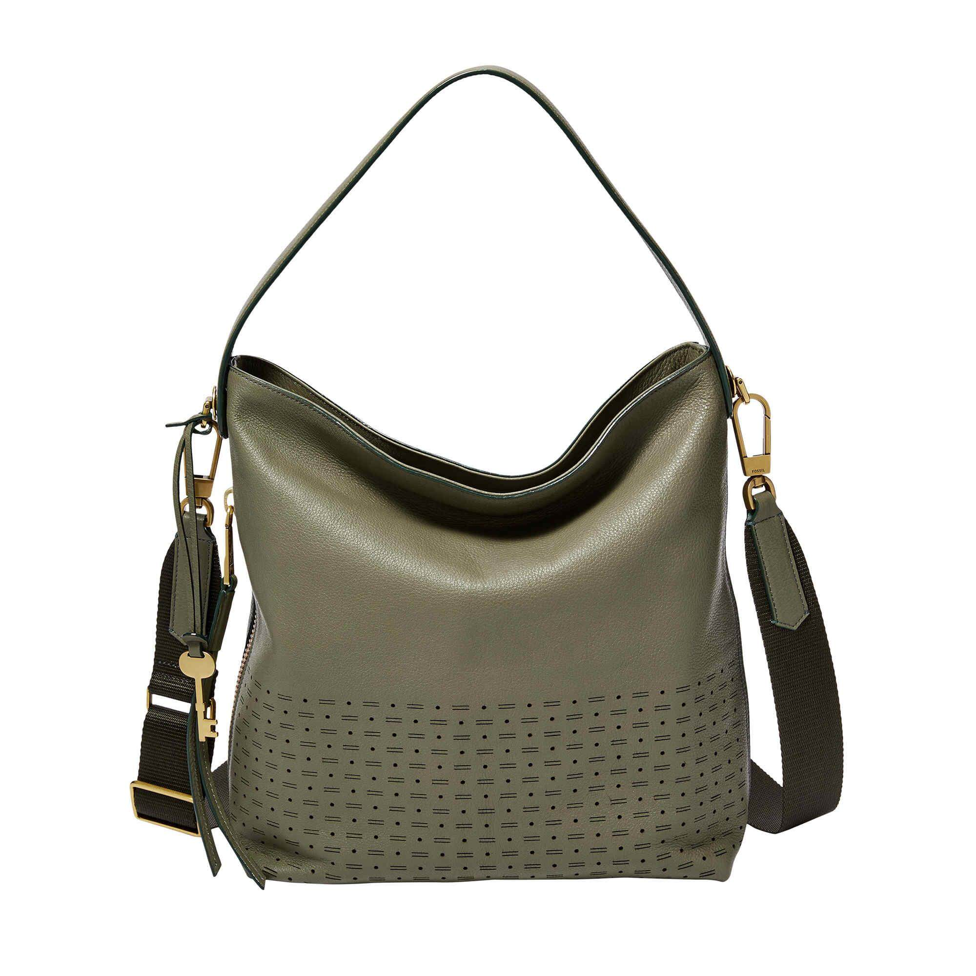 Fossil Maya Green Shoulder Bag Zb7509379