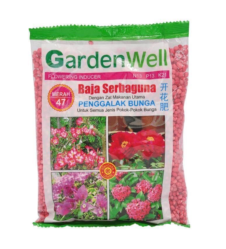 GardenWell Flowering Inducer Fertilisers (400gm)