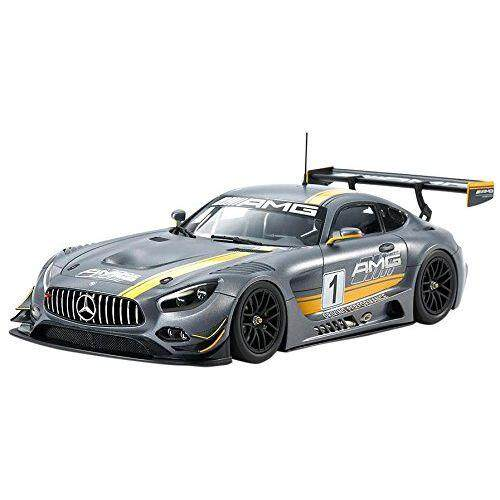 Tamiya 1/24 Sports Car Series No.345 Mercedes AMG GT3 Model Car 24345
