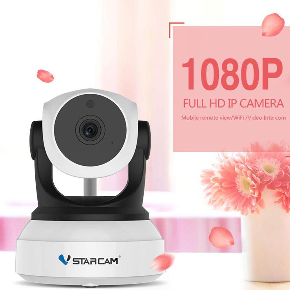 Vstarcam 1080p 2 Megapixels Hd Network Camera Wireless Surveillance Security Night Vision Home Monitor By Tomnet.