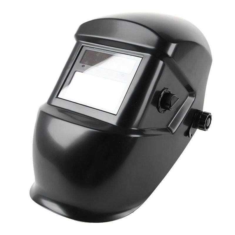 ARC Auto Darkening Solar Welding Helmet Mask Adjustable Delay Time Grinding Mode