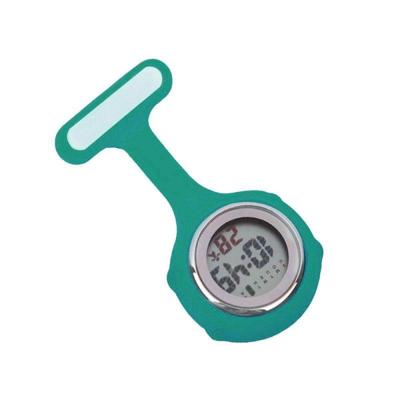 Colorful Multi-function Digital Silicone Rubber Nurse Watch Watch Gift Malaysia
