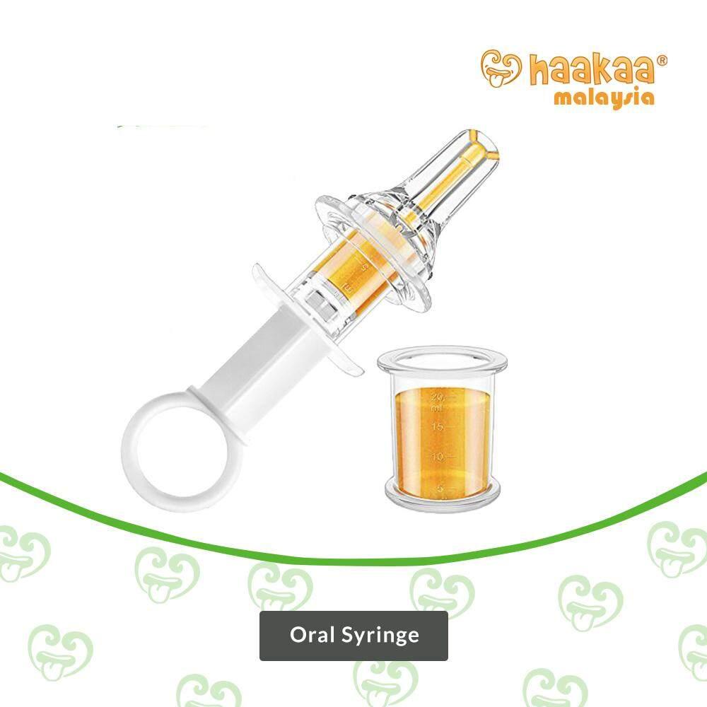 Oral Syringe By Haakaa Malaysia.