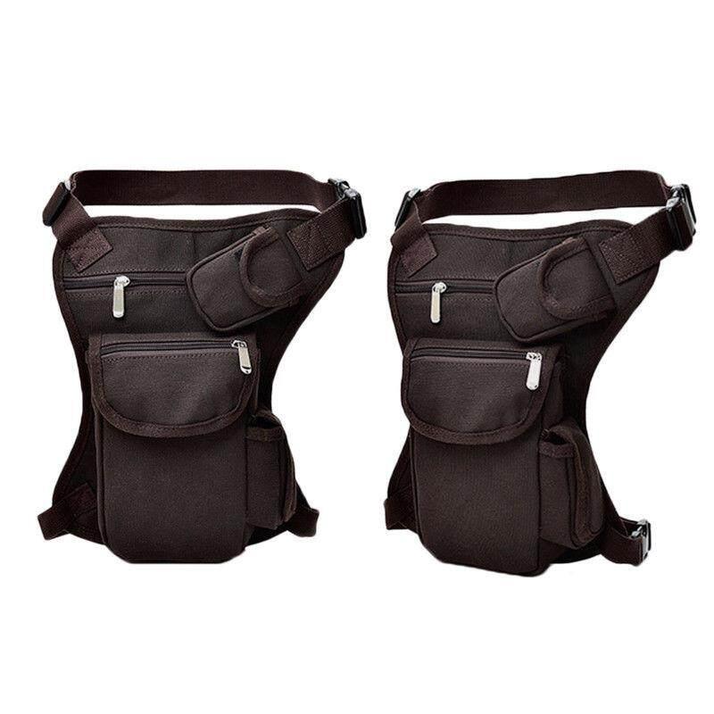 Military Bag Outdoor Drop Leg Bag Tactical Utility Waist Belt Men Thigh Pouch By Lands.