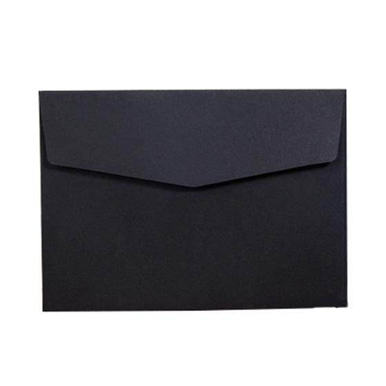 Envelope Retail Invitations Greeting Card Stationery Letter Envelope,black By Fastour.