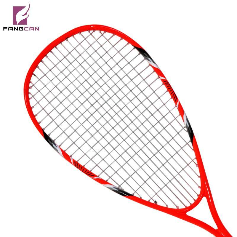 Fangcan Squash Rackets Carbon One-Piece Ultra-Light Carbon Fiber Composite Materials Men And Women Beginners Entry-Level Training Practice By Taobao Collection.