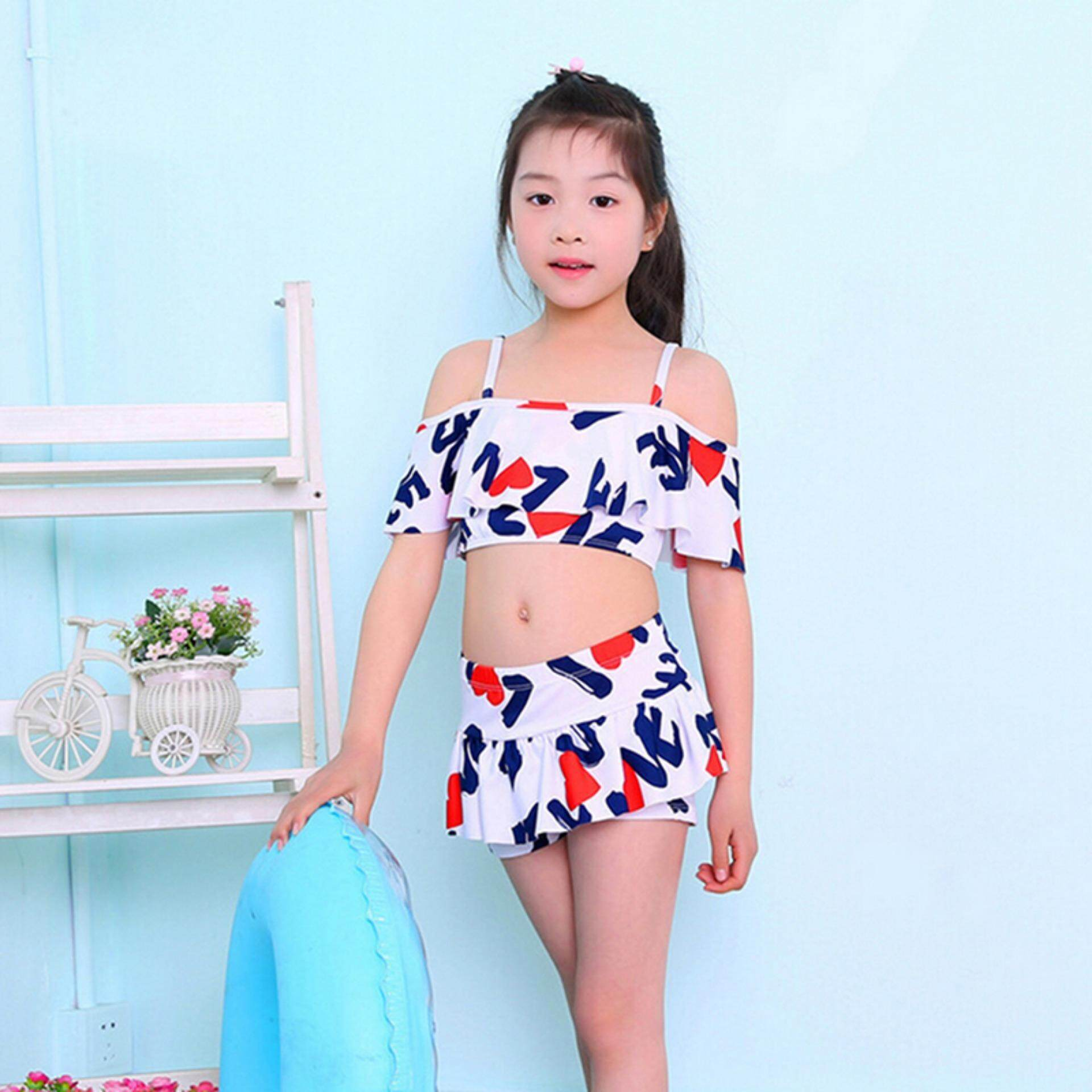 af27361a1 lace up in 1beea 1f8e8 2018 girls boutique outfits dot sleeveless t ...