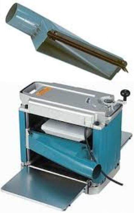 Makita Dust Collector Hood for 2012NB Planer Thicknesser, Dust Hood