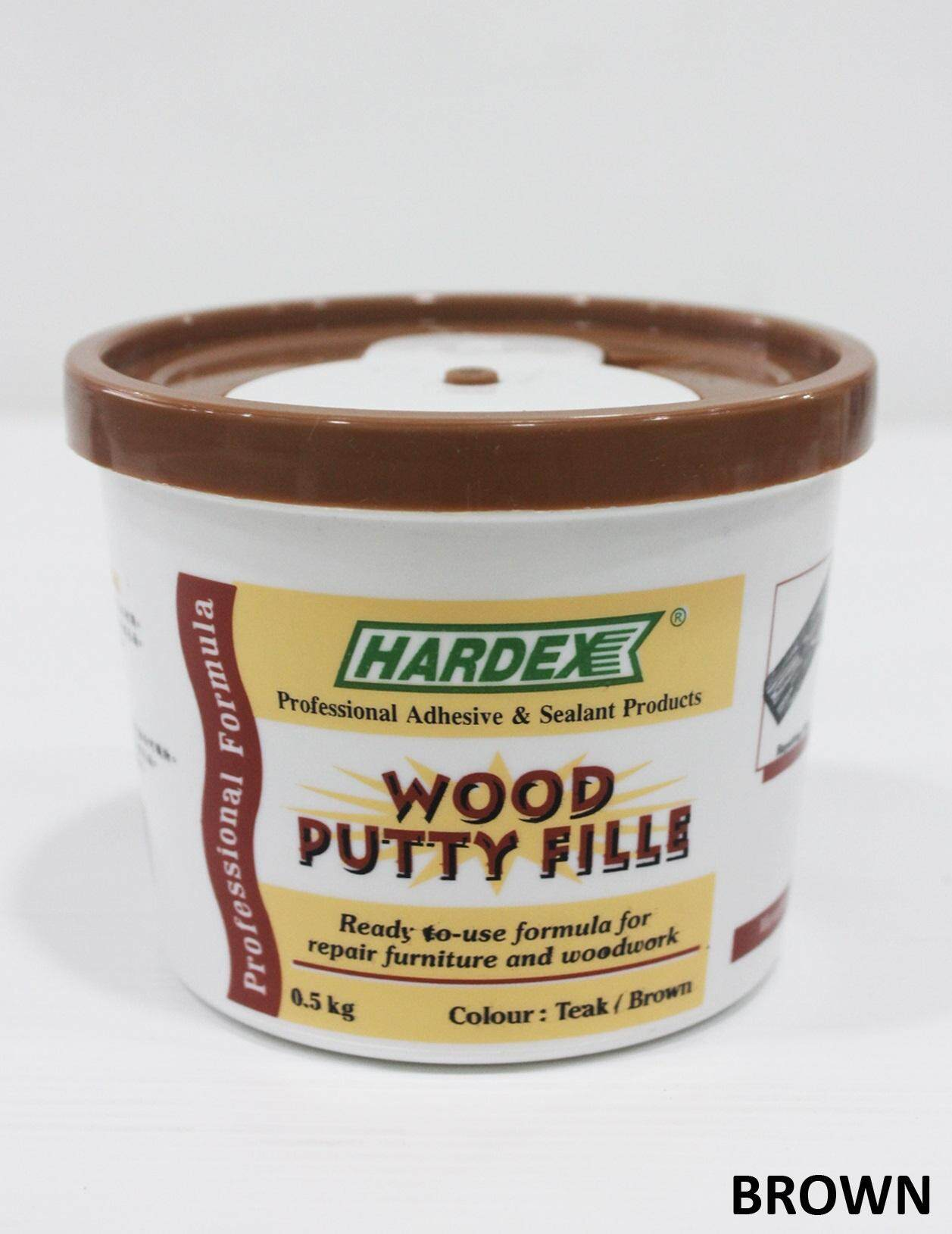 Hardex Wood Fille (500G)-Brown