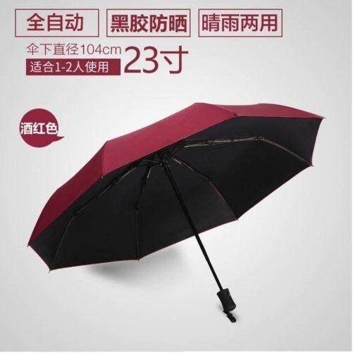 09ed4ff50f76 Windproof Reverse Folding Umbrella with Reinforced 8 Ribs Auto Open Close  One Handed (vouchers are not aceptable)
