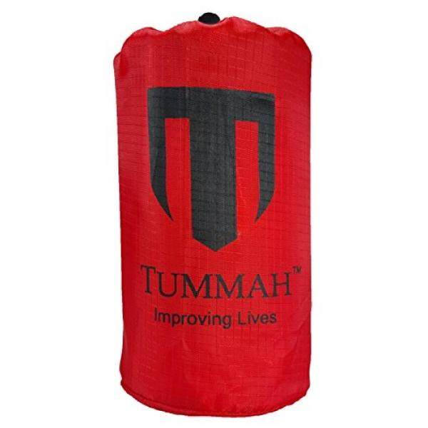 Tummah Emergency Survival Mylar Thermal Sleeping Bag / Blanket - BONUS - Receive A Must Read THE BASIC SURVIVAL GUIDE eBook with Your Order! A $14 Value Absolutely FREE
