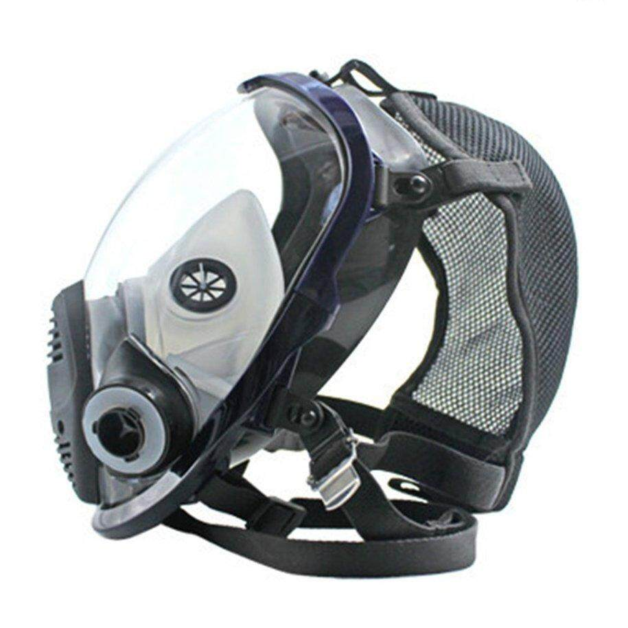 CFB Full Face Gas Mask Anti Organic Gas Safety Mask for Industry Painting Spraying