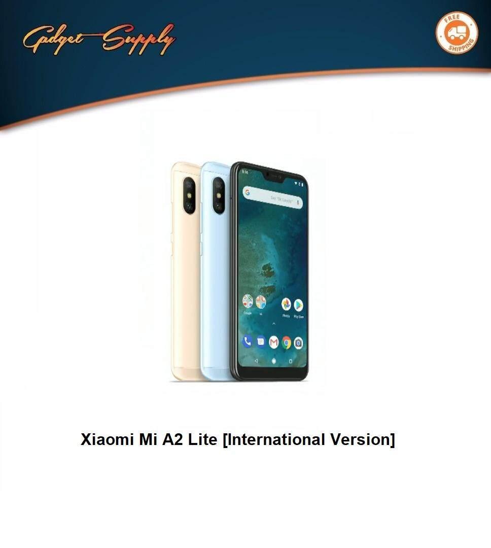 Enjoy The Best Xiaomi Mobiles Tablets Deals Lazada Mi5c Android Nougat 71 International Version Mi A2 Lite 32gb Rom 3gb Ram 64gb
