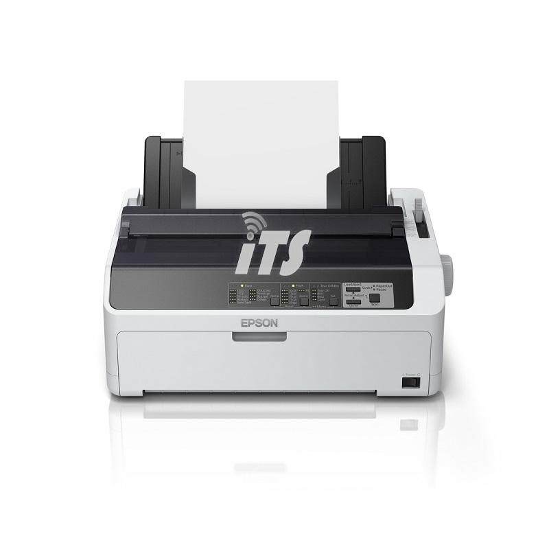 Epson Lq-590ii Impact Printer By Its System Services.