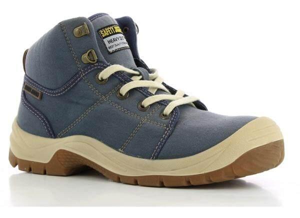 f1a6c86c5f1 Safety Jogger Desert S1P, Navy Blue Safety Shoe UK Size - 8