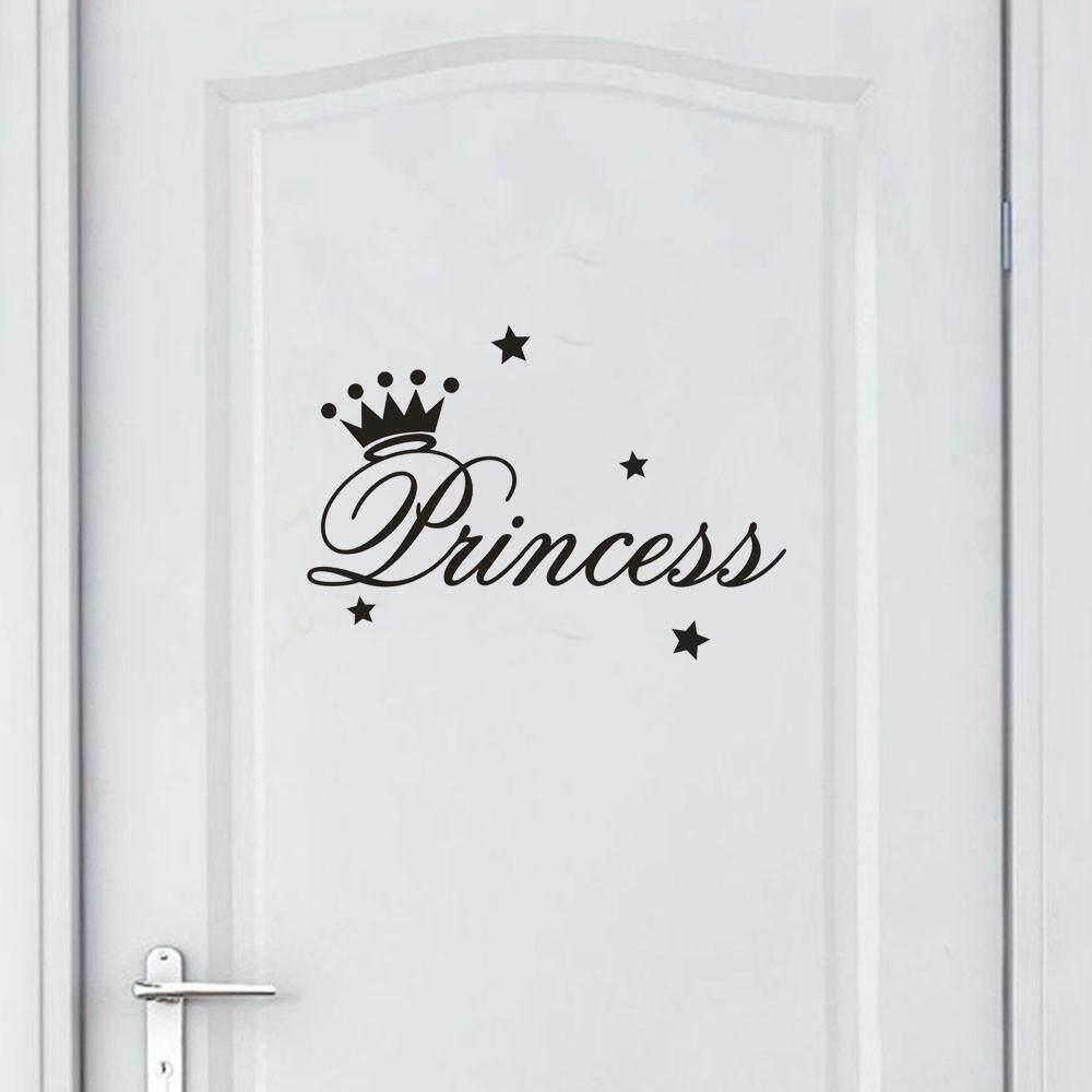 Home Wall Stickers Decals Buy At Logo Tulisan S Suzuki Chrome Luxury Esteem Docesty Princess Removable Art Vinyl Mural Room Decor