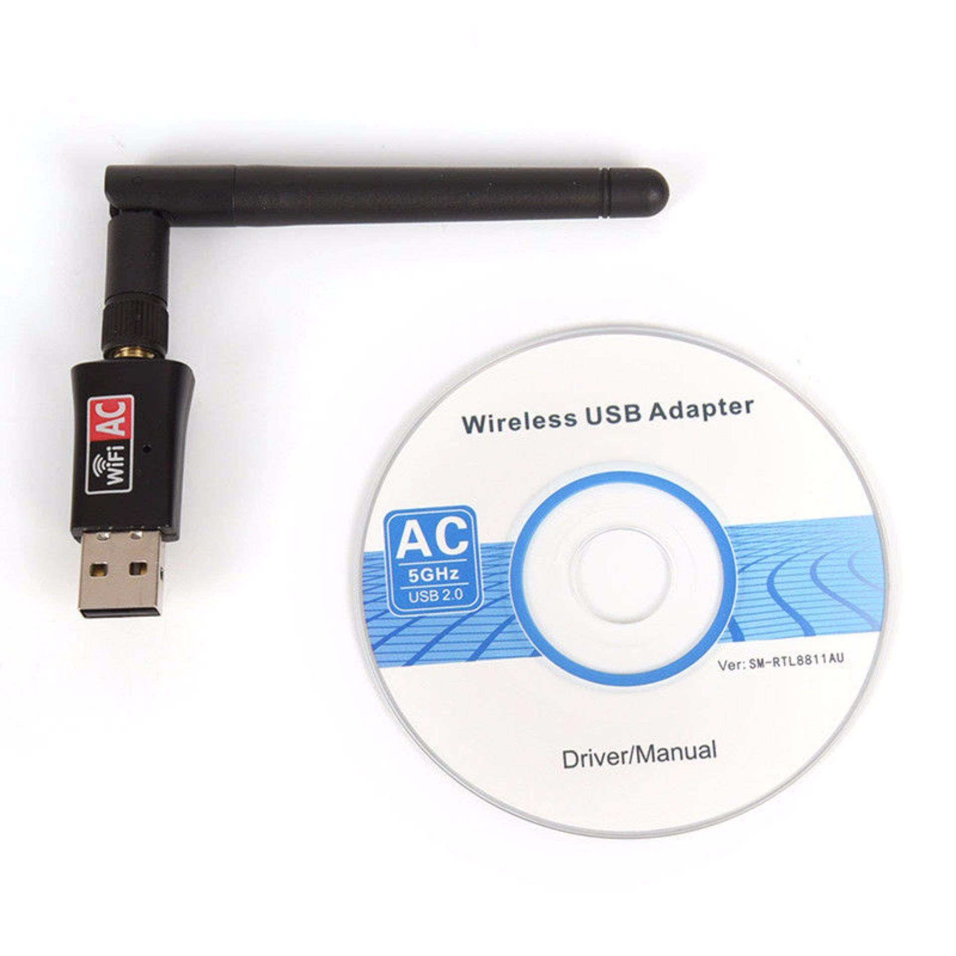 Wireless Usb Adapters For The Best Prices In Malaysia Lan Access Control 600mbps Wifi Dongle Adapter 80211ac A B G