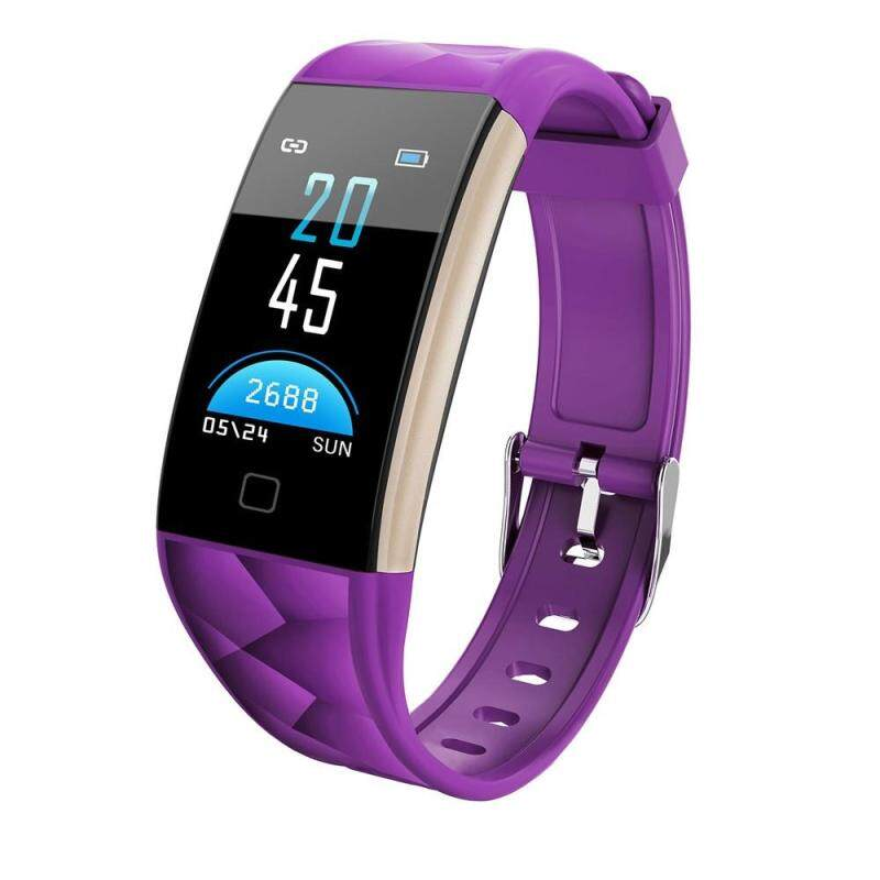 docesty T20 Color Screen Smart Watch Heart Rate Monitor Smart Band Malaysia
