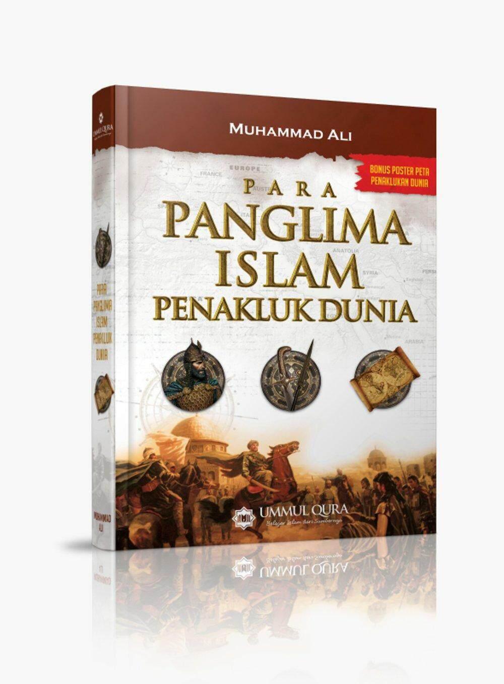 Para Panglima Islam Penakluk Dunia By Atsar Online Bookstore.