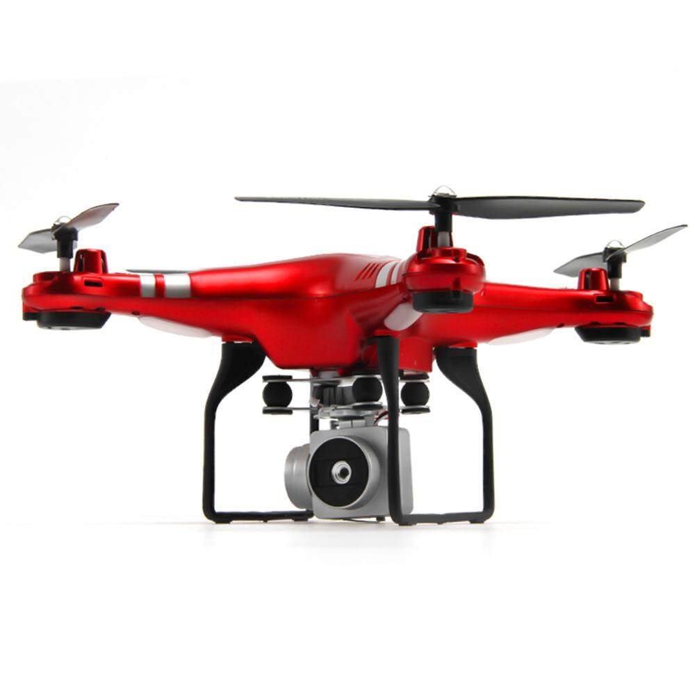 Sh5w Quadcopter 200w Aerial Photography Fixed Height Mobile Wifi Image Transmission Model Aircraft By Mingrui.