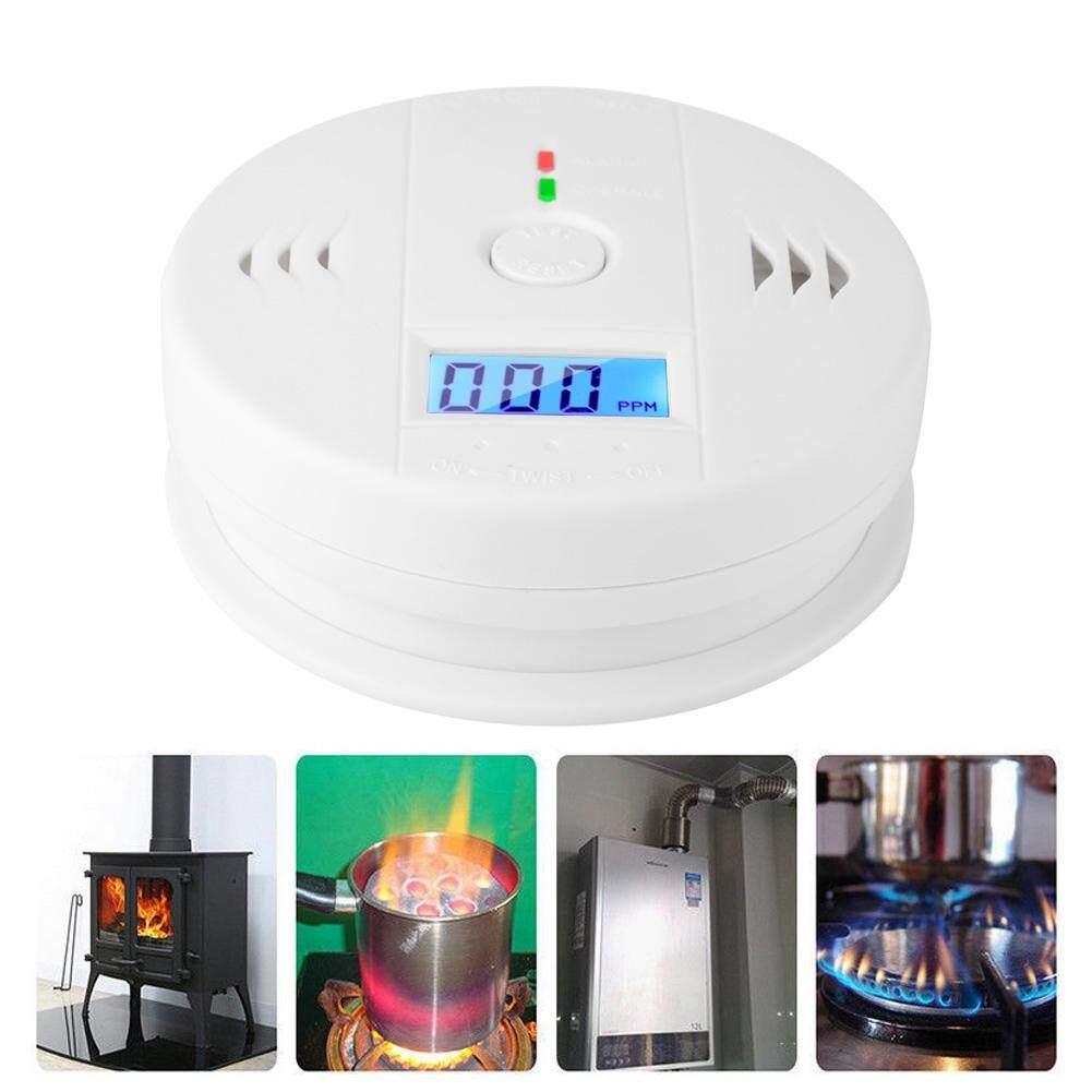 High Quality Carbon Monoxide Alarm CO Smoke Intelligent Sensor Poisoning Gas Warning Detector