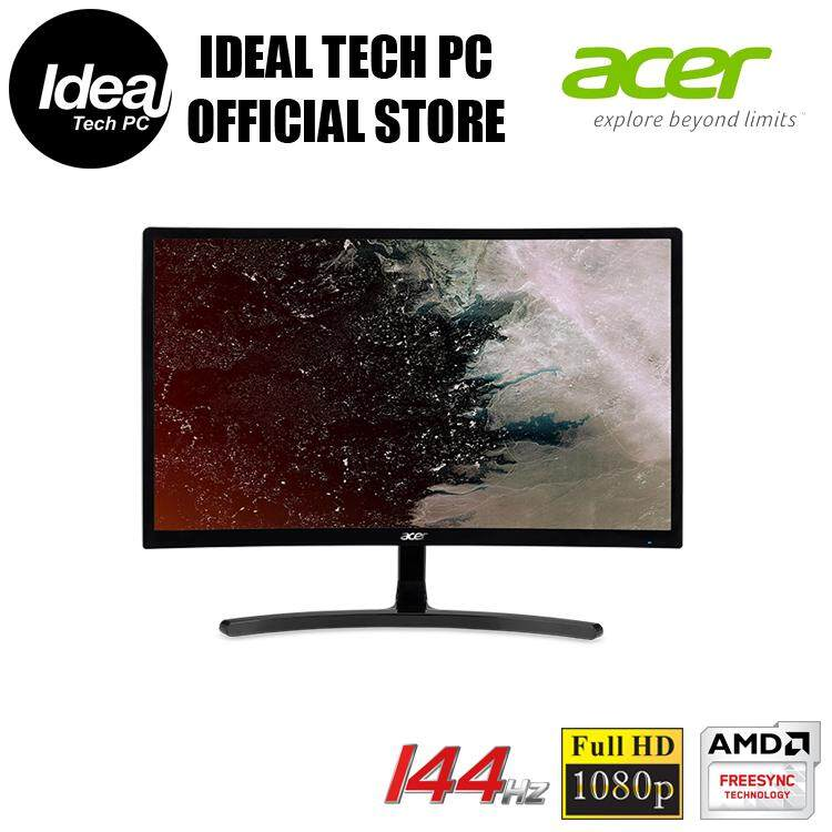 ACER 23.6 ED242QR -Curve/VA (Free-Sync/144hz/1920x1080/4ms/HDMI+Display Port) Malaysia