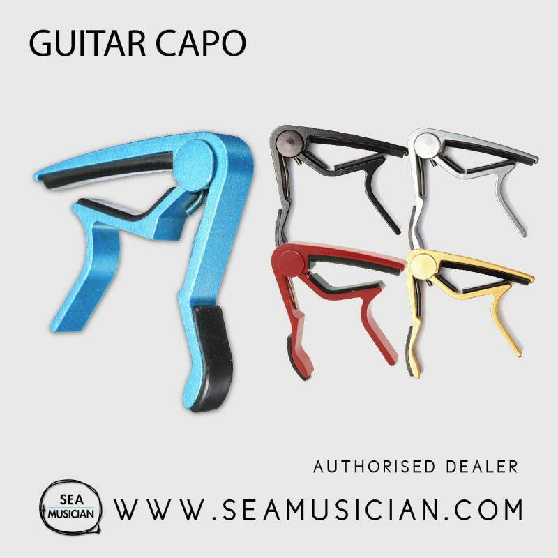 ALLOY TUNE CLAMP KEY TRIGGER CAPO FOR ACOUSTIC ELECTRIC GUITAR Malaysia