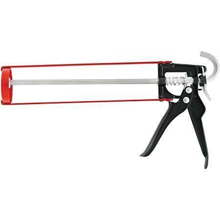 11 Inch Heavy Duty Caulking Gun / Silicone Gun