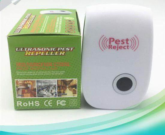 ultrasonic pest repeller /best pest control / easy to use/ Mezrit Sdn.Bhd