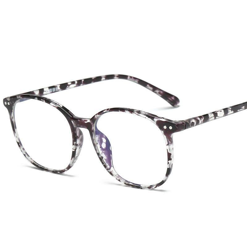 430003be29 Radiation Protected Glasses Female Anti-Blueray round Frame Plain Glasses  Eyes Myopia Mobile Phone Eye