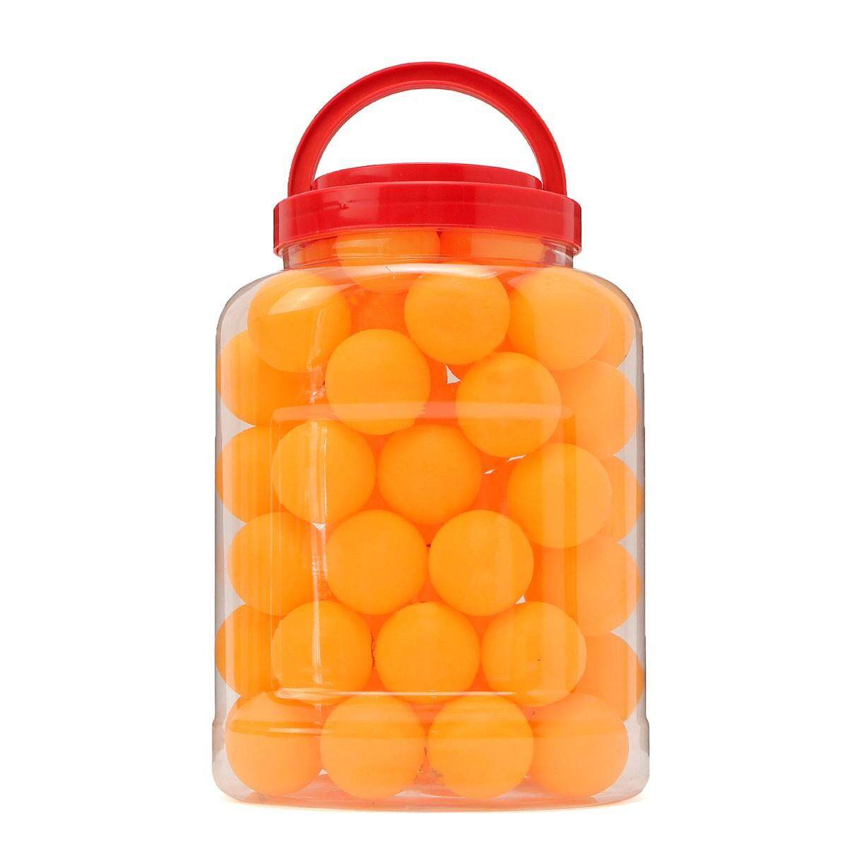 60pcs 40mm Table Tennis Olympic Pingpong Balls Indoor Sports Toy Orange White By Audew.