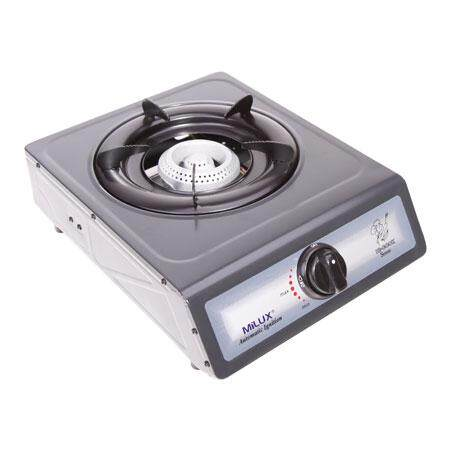 Milux Single Burner Gas Stove Me100