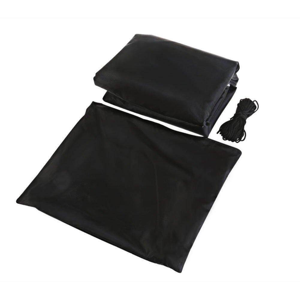 Outdoor BBQ waterproof dust cover nano environment protection#145x61x117cm