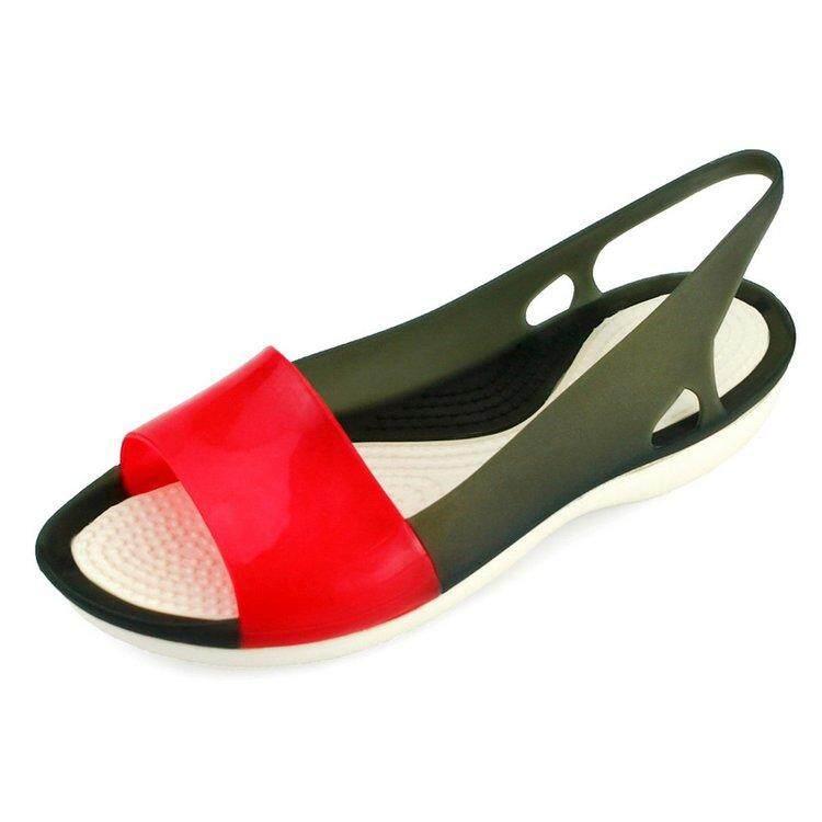 547986891131 Je Eva Women Clog Summer Croc Beach Shoes Hollow out Sandals