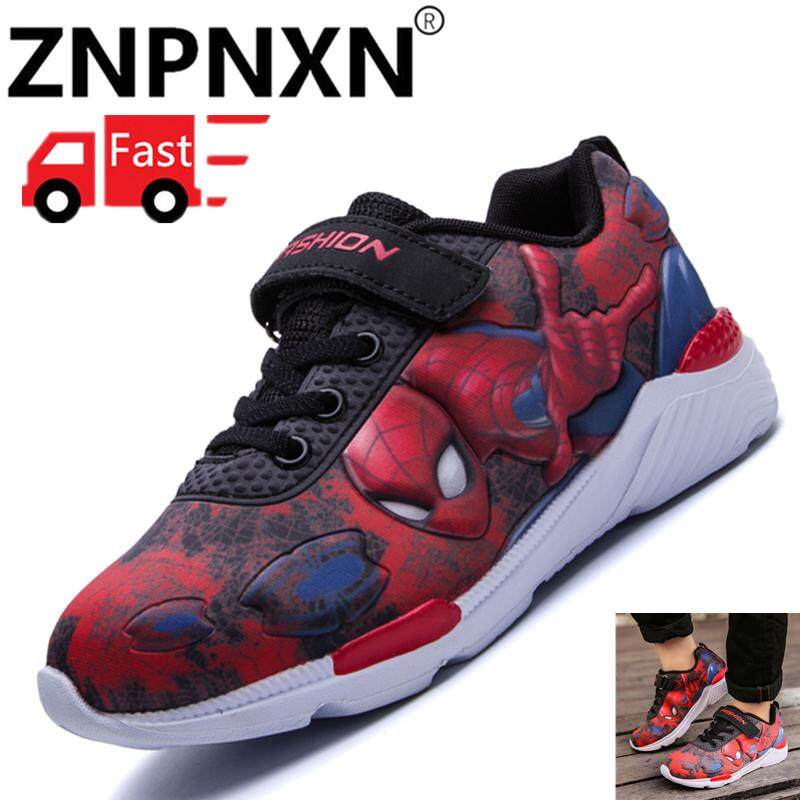 ZNPNXN New Children Shoes Boys Sneakers Shoes Sport Shoes Size 25-32 Child Leisure Trainers
