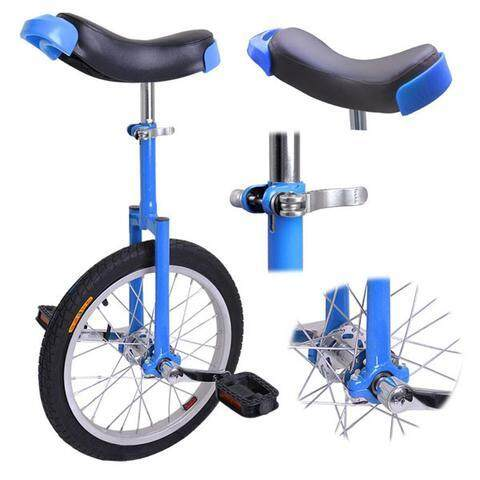 Unicycle 16 Inch High Quality By Sweety Mall.