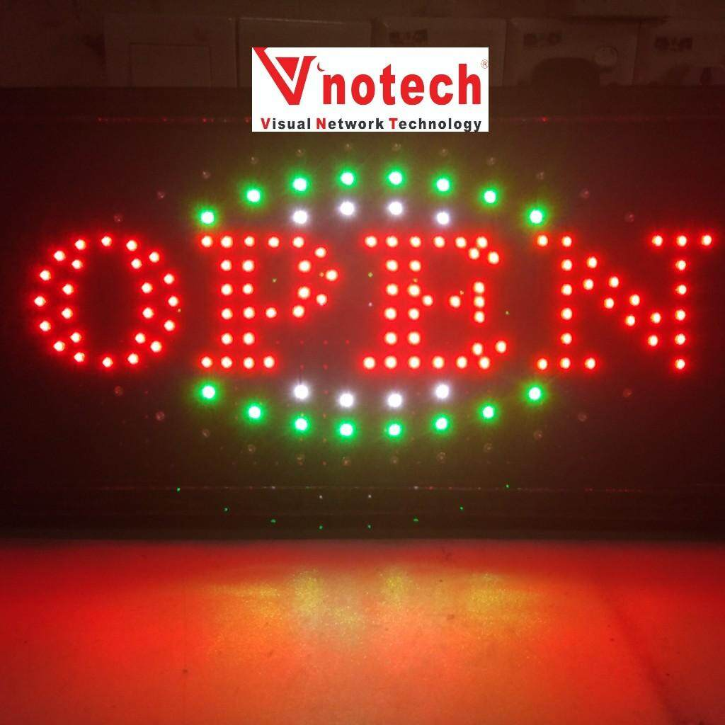 LED SIGN OPEN BOARD