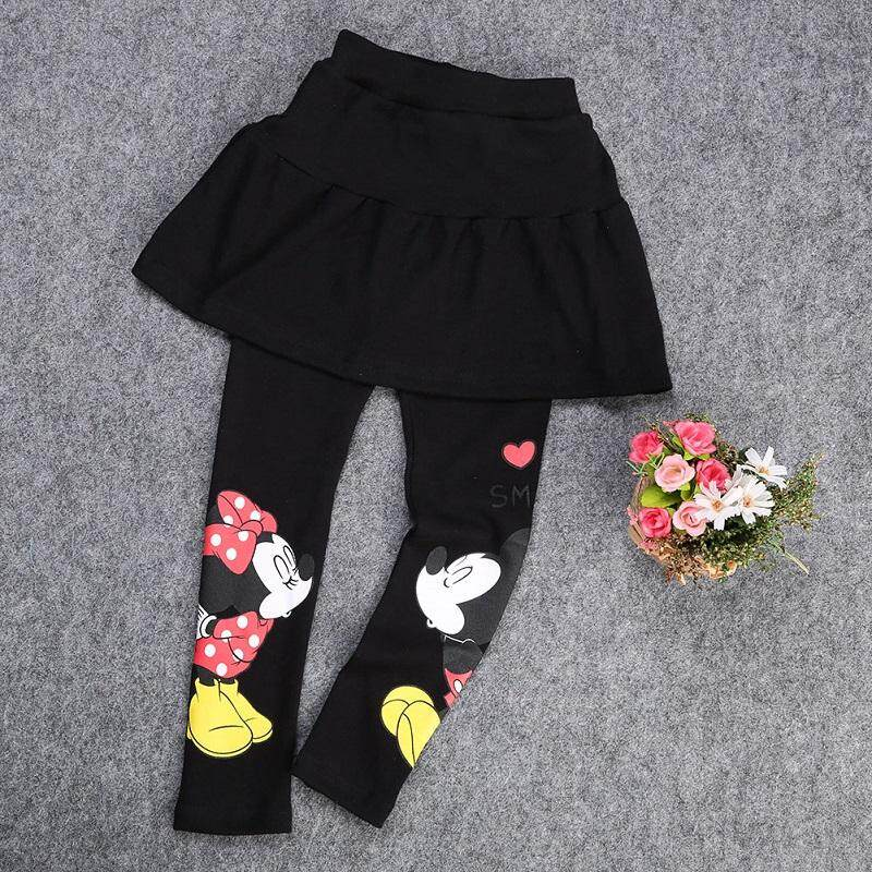 ❤️cutiebaby New Fashion Girl Legging Skirt-Pants Cake Skirt Baby Girl Winter Warm Leggings By Cutiebaby.