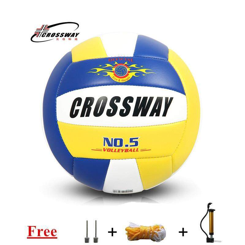 ... 3 FT Volleyball Net for Garden Schoolyard Backyard Beach with Carry Bag. RM69.64. RM99.50 -30%. China. Bola Voli Crossway Soft PU Volleyball Volley ball ...
