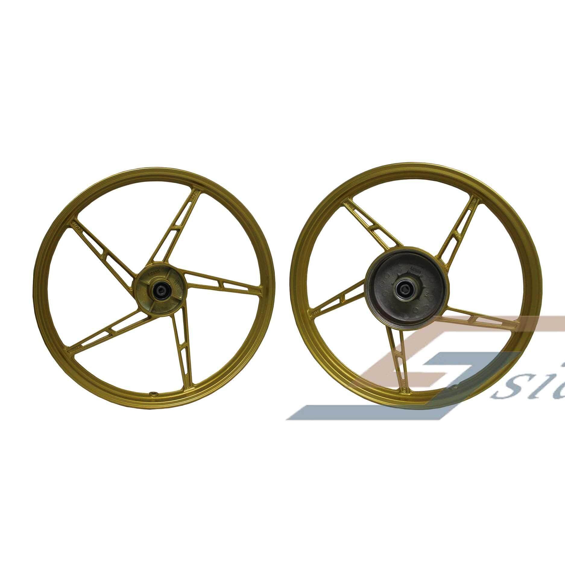 Yamaha LC135 BS2 5L Sport Rims (Gold)
