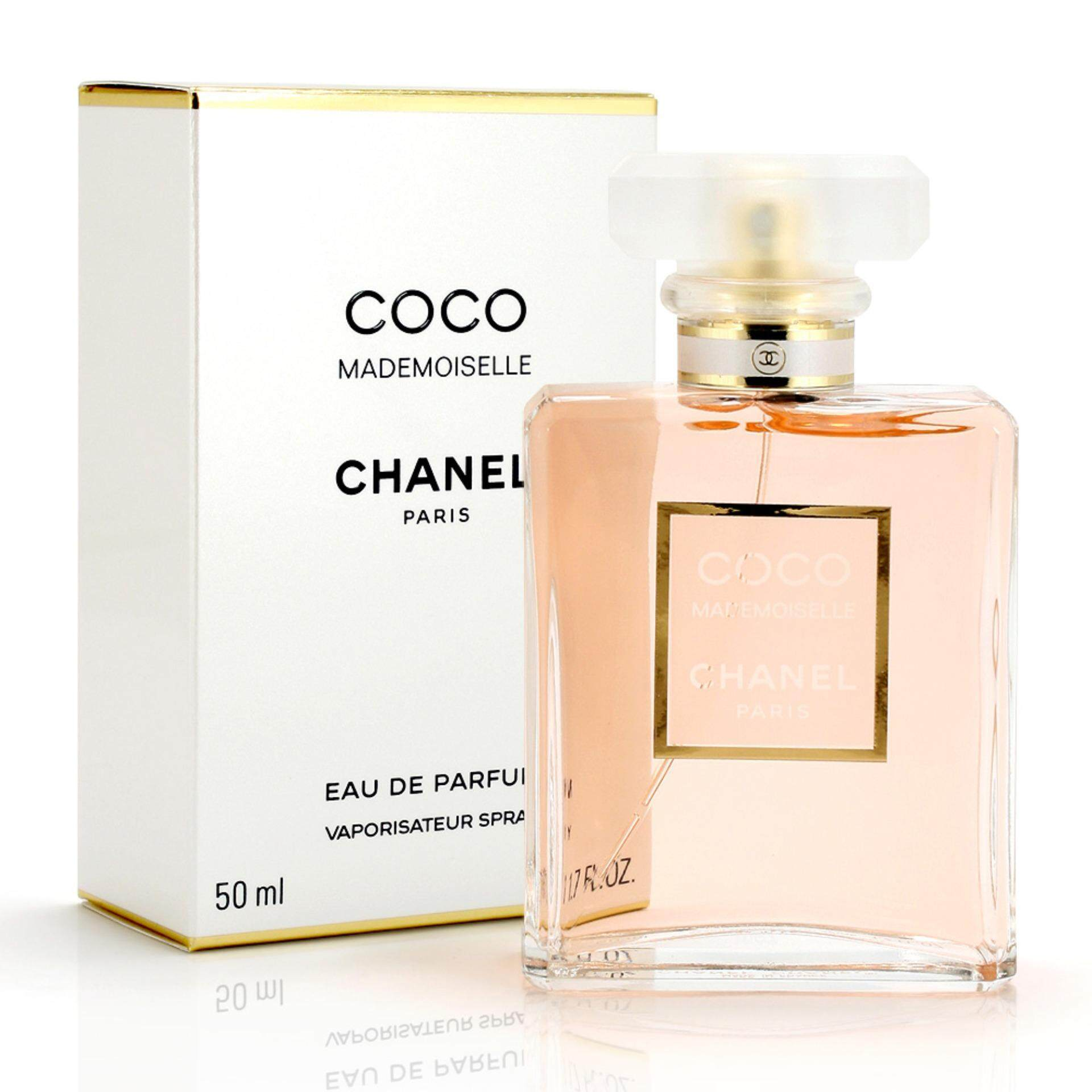 Perfumes For Men Women The Best Price In Malaysia Atasan Casual Wanita Rc686 Coco Mademoiselle Eau De Parfum 50ml