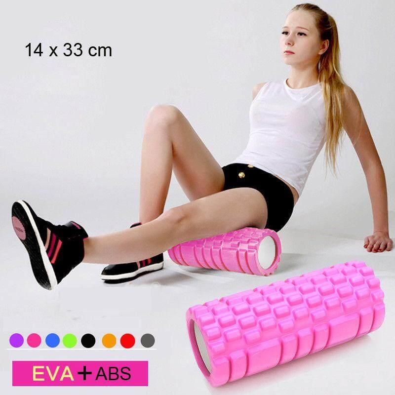 Hollow Yoga Column Deep Massage Stick Muscle Relaxation Roller Yoga Stick Foam Shaft Eva By Itong.