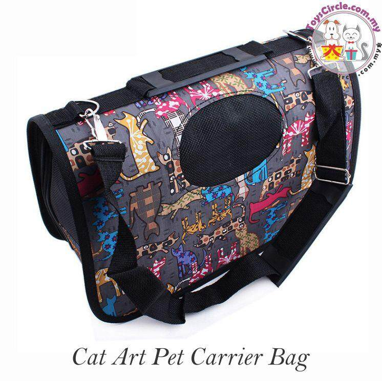[large Size] Oxford Pet Carrier Bag Carry By Toys Circle Online Pet Shop.