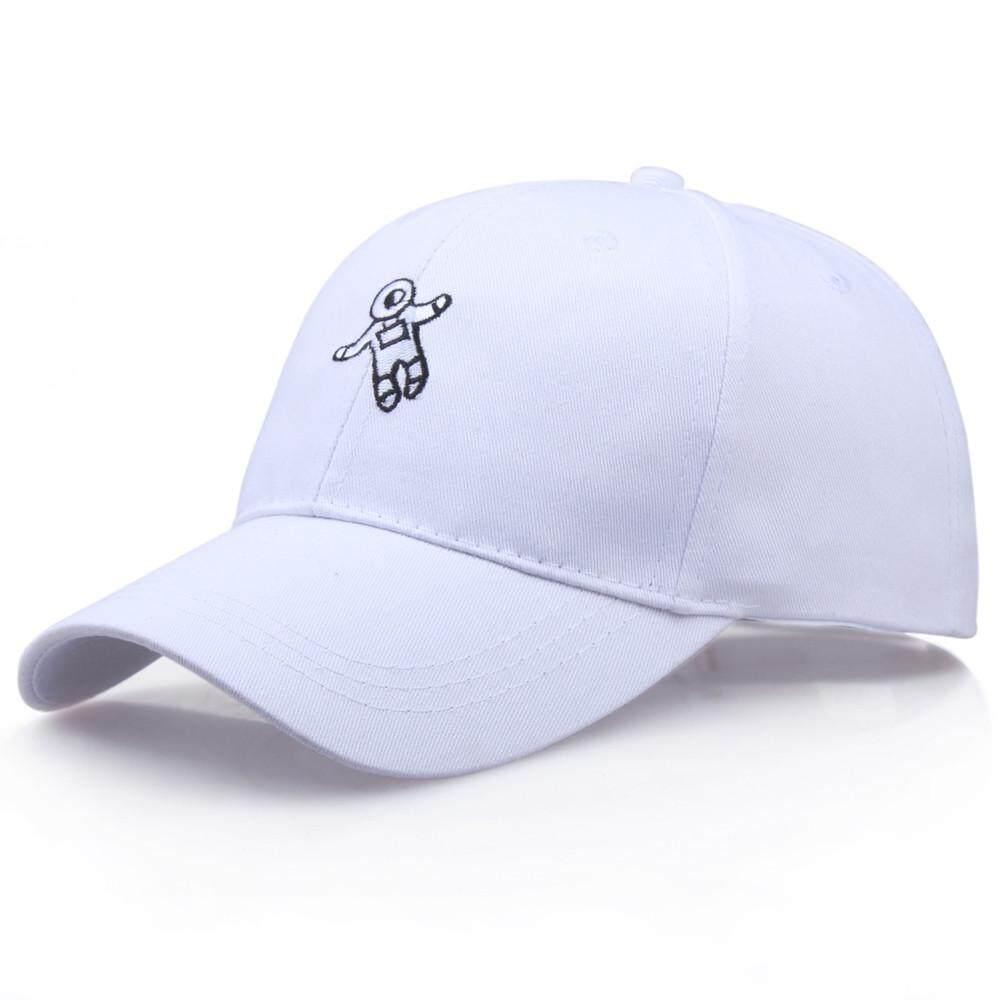 353d5bfb05b Mobilone Unisex Fashion Hat Astronaut Emberoidery Baseball Hat Cap BG