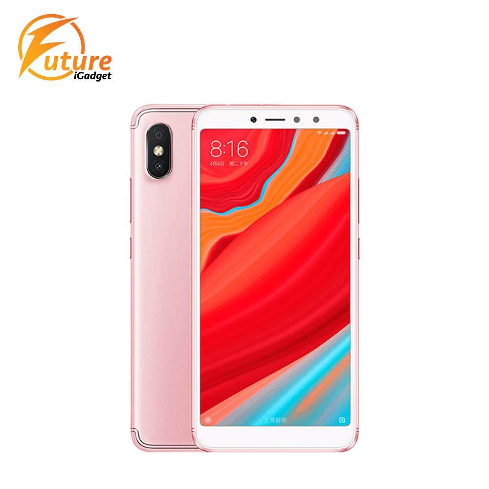 Xiaomi Redmi S2 (4GB+64GB ROM)  1 YEAR WARRANTY BY XIAOMI MALAYSIA
