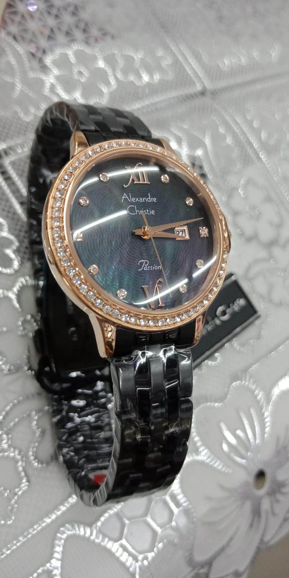 Alexandre Christie Buy At Best Price In Jam Tangan 01 2712ldbbrma Ladies Watch