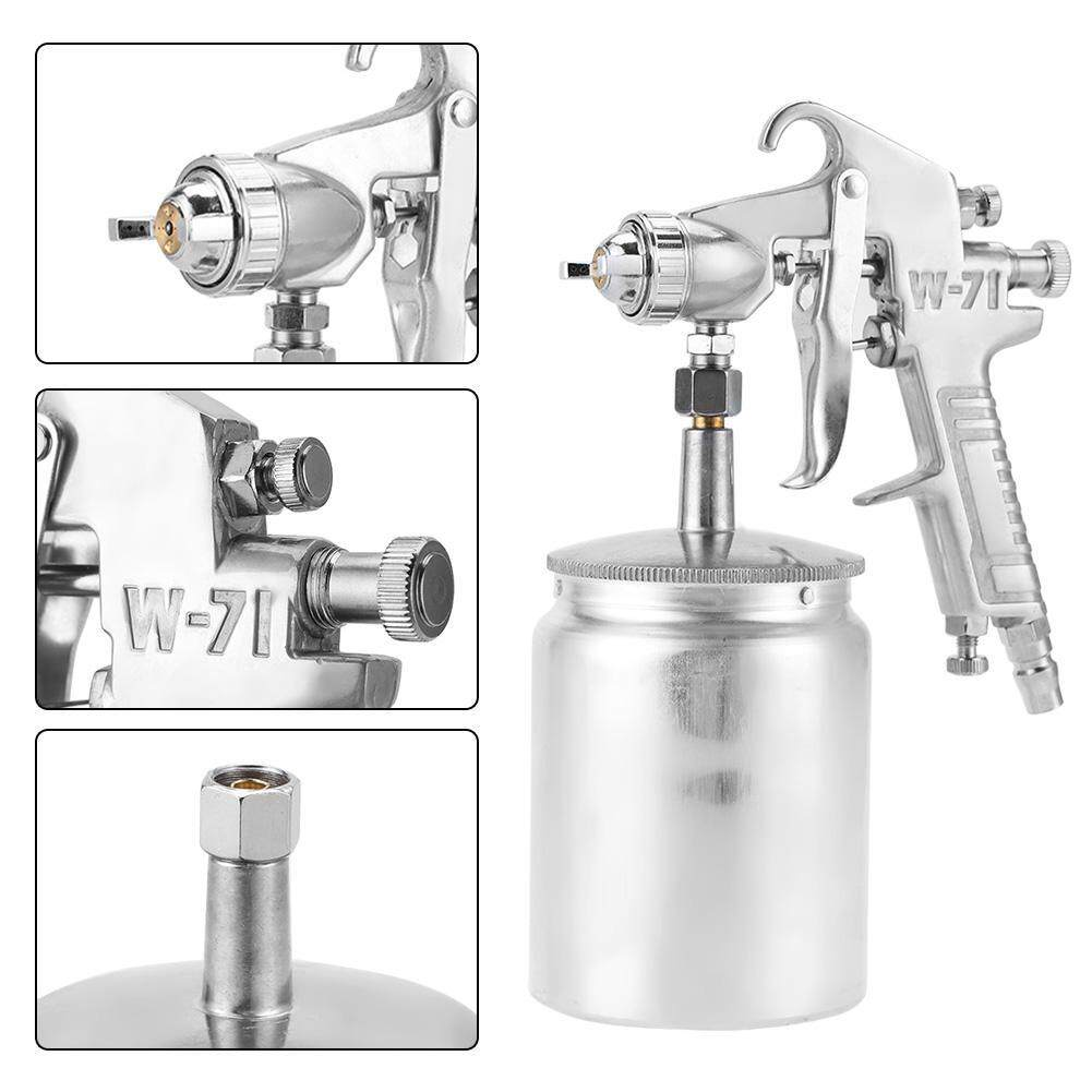 【Promotions】1.5mm Nozzle 600ml Capacity Suction Feeding Mode Air Paint Spray Pneumatic Tool