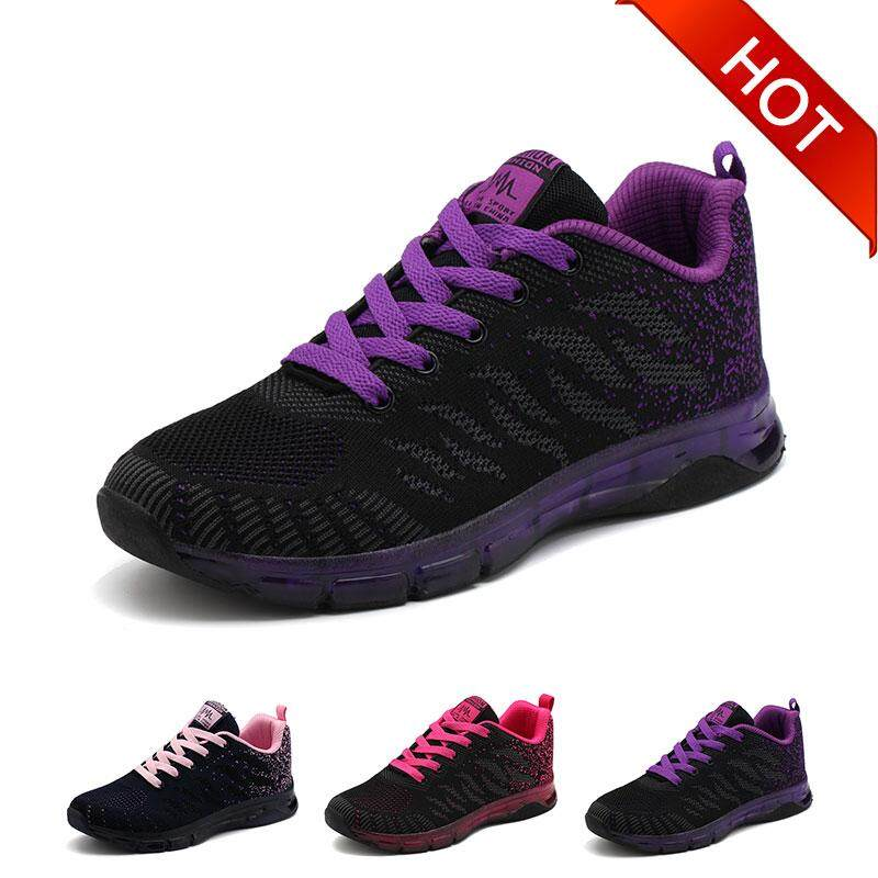 Victory Korean Fashion Running Shoes For Women Ventilation Net Surface Air Cushion Casual Shoes By Dream Shopping Mall.
